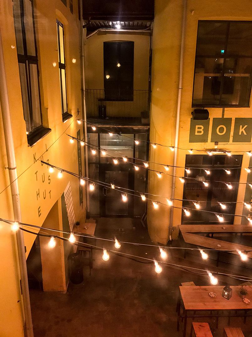 Kulturhuset в Осло