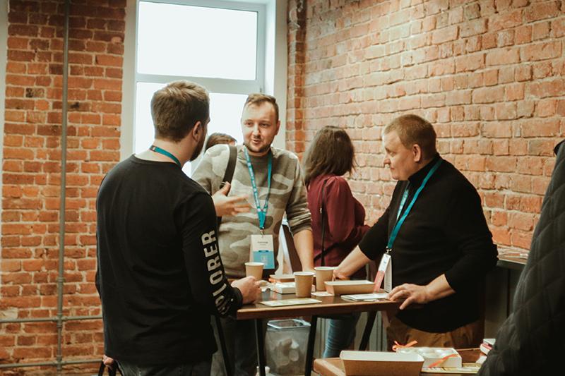Александр Сокирка на WordCamp Saint Petersburg 2019