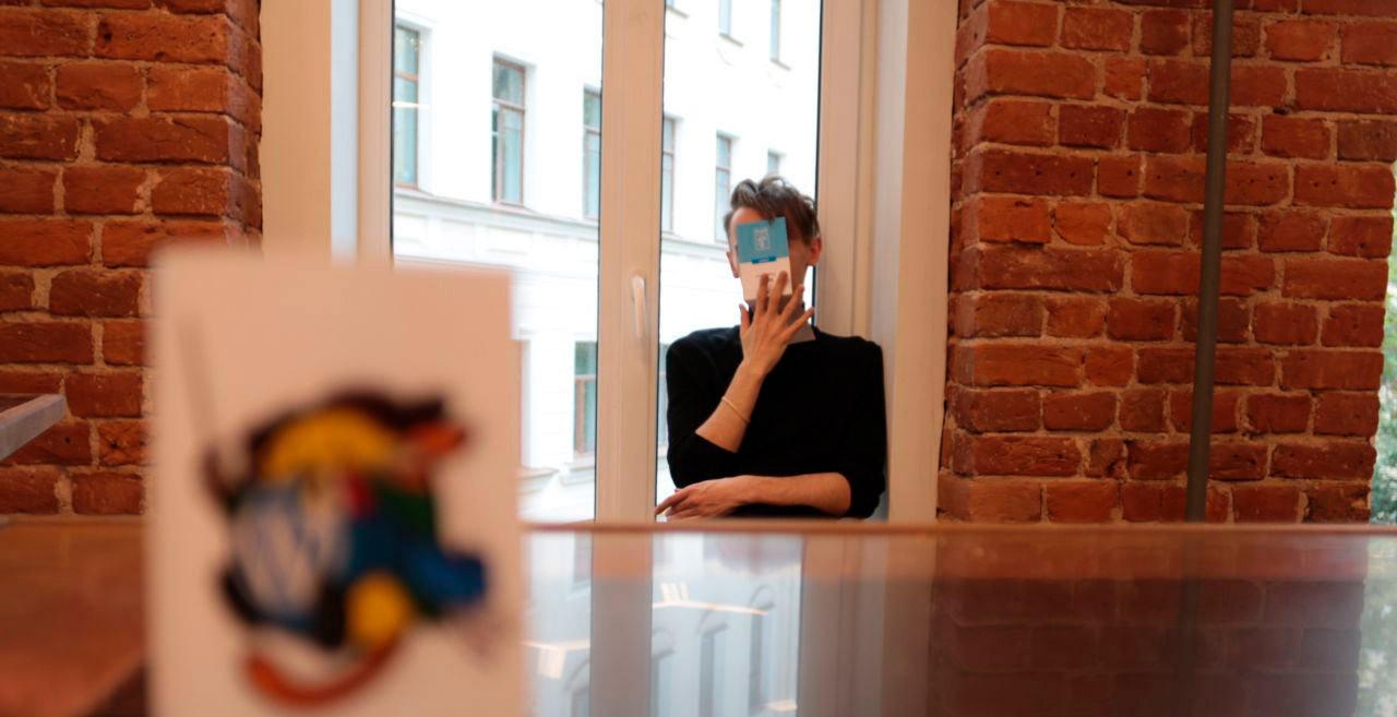 Миша Рудрастых, организатор конференции по WordPress WordCamp Saint Petersburg 2019