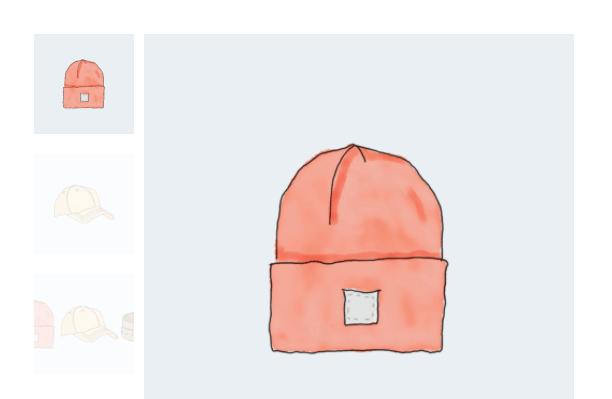 Размеры изображений в WooCommerce